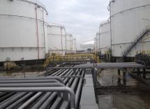 2014年7月初如期按质完成四川石化仓储运输部航煤管道酸洗钝